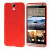 MOONCASE S - линия Мягкий силиконовый гель ТПУ защитный чехол гибкой оболочки Защитный чехол для HTC One E9 + E9 Plus красный смартфон телефон защитный чехол красный
