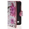 MOONCASE Flower style Leather Side Flip Wallet Card Slot Stand Pouch чехол для Huawei Ascend Y550 mooncase flower style leather side flip wallet card slot stand pouch чехол для huawei ascend y635 a01