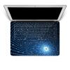 GEEKID@Макбук про ретина 15 клавиатура наклейка наклейка наклейка наклейка наклейка наклейка Синяя вся клавиатура США клавиатура протектор клавиатура