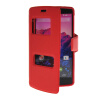 MOONCASE View Window Leather Side Flip Pouch Hard board Shell Back чехол для LG Google Nexus 5 Red nexus confessions volume two