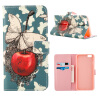 MOONCASE ЧЕХОЛДЛЯ iPhone 6 Plus (5.5) Flip Leather Wallet Card Slot Foldable Stand Feature [Pattern series] /a08 icarer wallet genuine leather phone stand cover for iphone 6s plus 6 plus marsh camouflage