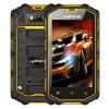 uphone u5a rugged Android телефона - двухъядерный процессор, 68 водонепроницаемый + пыль доказательства рейтинг, shockproof (Orange / желто - зеленые / черный). ganzo g704 g