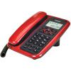 Philips (PHILIPS) CORD020 Caller ID телефон без батареи / Проводные стационарные дома / бизнес-офис телефон (черный) сотовый телефон philips e106 xenium red