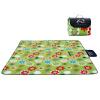 Открытый Кемпинг коврик для пикника влагостойкие коврик толщиной ползком площадку для палаток коврик для пикника pr 01f
