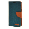 MOONCASE Galaxy Grand Prime G5308W , Leather Flip Pouch Stand Back ЧЕХОЛ ДЛЯ Samsung Galaxy Grand Prime G5308W G530 Green чехол с флипом для samsung galaxy j2 prime grand prime 2016 df sflip 11