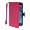 MOONCASE Litch Skin Leather Side Flip Wallet Slot Pouch Stand Shell Back ЧЕХОЛ ДЛЯ Samsung Galaxy Note 4 N9100 Hot pink чехол для для мобильных телефонов love mei 20 samsung 4 n9100 n910 for samsung galaxy note 4 n9100 n910