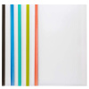 United (Comix) 5 шт папка насосной цвет стержень / папка отчета A4 / папка / стержневой зажим A856 Товары для офиса папка comix франция а4 0 3 мм на 20 карманов