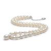 Пекин Run жемчуг только любовь 6-9mm белый пресной воды Жемчужное ожерелье весь жемчуг николай лесков жемчужное ожерелье
