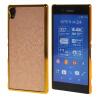 MOONCASE Flash Flake Skin золото Chrome Hard Back чехол для Cover Sony Xperia Z4 золото