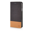 MOONCASE Canvas Design Leather Side Flip Wallet Pouch Stand Shell Back ЧЕХОЛДЛЯ Samsung Galaxy E7 Coffee mooncase canvas design leather side flip wallet pouch stand shell back чехолдля samsung galaxy s6 coffee