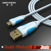 Vention микрофон USB кабель мобильный телефон зарядный кабель для Samsung galaxy S3 S4 S5 HTC Андроид телефон телефон андроид недорого китайский