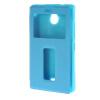 MOONCASE Side Flip Hard board Slim Leather Bracket Window чехол для Cover Nokia Lumia X2 X+ X2DS синий mooncase side flip hard board slim leather bracket window чехол для cover nokia lumia x2 x x2ds ярко розовый