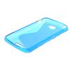 MOONCASE S - линия Мягкий силиконовый гель ТПУ защитный чехол гибкой оболочки Защитный чехол для Sony Xperia Е4 синий защитный чехол sony lcm csvh