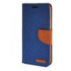 MOONCASE Leather ЧЕХОЛ ДЛЯ ASUS ASUS ZenFone 2 5.0 Inch / ZenFone 2E 2015 Release (Not Fit ZenFone 2 5.5 Inch) Dark blue чехол для смартфона asus для zenfone zoom zx551ml leather case оранжевый 90ac0100 bbc005 90ac0100 bbc005