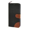 MOONCASE Galaxy S6 , Leather Wallet Flip Card Holder Pouch Stand Back ЧЕХОЛ ДЛЯ Samsung Galaxy S6 Black чехол для samsung galaxy s6 vivanco bookvvgs6bk black