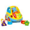 Villo игрушки (HUILE TOYS) универсальный лобовое сопротивление автомобиля Интеллектуальный транспорт Автобусы автобусы из владивастока бу