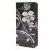 MOONCASE цветок стиль Кожа боковой паз флип Бумажник карты Стенд Чехол чехол для LG Optimus C70 H440 / A10 чехол флип для lg optimus l5 e610 e612 e615 красный armorjacket