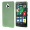 MOONCASE длительного цвета Мягкая силиконовая гель ТПУ гибкой оболочки Защитный чехол для Microsoft Lumia 640 XL зеленая мята чехол для microsoft lumia 640 lte dual lumia 640 dual gecko силиконовая накладка прозрачно глянцевая красная