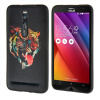 MOONCASE чехол для Asus ZenFone 2 ZE551ML/ZE550ML (5.5) Pattern series Flexible Soft Gel TPU Silicone Skin Slim Durable Cover mo materials co2 laser lens mirrors 20mm diameter 95% reflecting rate