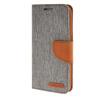 MOONCASE Galaxy S6 Edge , Leather Flip Wallet Card Holder Pouch Stand Back ЧЕХОЛ ДЛЯ Samsung Galaxy S6 Edge Grey