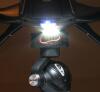 rcstyle 24 возглавил глава декоративных фонаря для yuneec свете место multicopter тайфун q500 серии 4pcs yuneec q500 q500m q500 m q5004k q500 k typhoon propeller blades cw