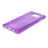 MOONCASE чехол для Samsung Galaxy Note 5 Durable Flexible Soft Gel TPU Silicone Skin Slim Cover Purple mooncase samsung galaxy note 5 чехол