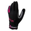 Sipa от (Spakct) езда перчатки S13G09 Galaxy женщина длинный палец перчатки велосипед перчатки красный код L