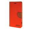 MOONCASE Sony C4 , Leather Flip Wallet Card Holder Pouch Stand Back ЧЕХОЛ ДЛЯ Sony Xperia C4 Orange чехол для sony xperia c4 uniq c2 sxc4gar c2wht