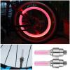 2X автомобилей велосипед колесо клапан светодиодная вспышка фонарик Сигнальные лампы безопасности сигнальные лампы