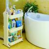 [Супермаркет] Jingdong сокровище одаренного п полка ванной комнаты полка ванной комнаты кухня спальня гостиные три передвижные стеллажи DQ-1516