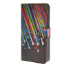MOONCASE Meteor style Leather Wallet Flip Card Slot Stand Pouch чехол для Huawei Ascend Y600 A05