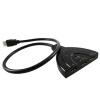 3 порта HDMI-переключатель Авто Switcher Splitter Hub Коробка адаптер HD 1080p 3D HDTV 3 port hdmi switcher 3 way mini hdmi switcher