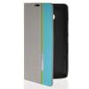 MOONCASE Business style Leather Side Flip Wallet Card Slot Pouch Stand Back чехол для Nokia Lumia 930 Grey мобильный телефон 930 nokia lumia 930 qualcomm 800 2 32 20mp