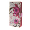 MOONCASE Flower style Leather Side Flip Wallet Card Slot Stand Pouch чехол для Huawei Ascend Y635 a03 mooncase flower style leather side flip wallet card slot stand pouch чехол для huawei ascend y635 a01
