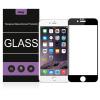 Ainy для iPhone 6 / iPhone 6S 3D Защитное Стекло с Силиконовой Краями +3 цвета