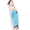 [супермаркет] Джингдонг Санли AB издание хлопок жаккард банное полотенце мужчин и женщин того же пункта 70 × 140см голубой dreams turkuaz голубой полотенце банное