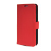 MOONCASE High quality Leather Side Flip Card Slot Pouch Stand Shell Back ЧЕХОЛДЛЯ Samsung Galaxy Note 3 Neo N7505 Red mooncase high quality leather side flip stand shell back чехолдля samsung galaxy note 3 neo n7505 hot pink