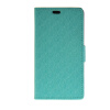 MOONCASE Leather Side Flip Wallet Card Holder Stand Shell Pouch ЧЕХОЛДЛЯ Sony Xperia M4 Aqua Mint Green