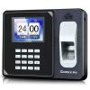 (Comix) OP340C высокой четкости интеллектуальный большой цветной экран бесплатное программное обеспечение отпечатков пальцев машина является простой и удобный высокоскоростной перфокарты программное обеспечение
