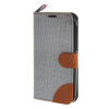 MOONCASE Alcatel One Touch POP C7 , Leather Flip Card Holder Pouch Stand Back ЧЕХОЛ ДЛЯ Alcatel One Touch POP C7 Grey mooncase alcatel one touch pop c9 leather flip card holder pouch stand back чехол для alcatel one touch pop c9 blue