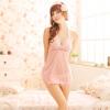 Друзья Honey Honey принцесса розовый комбинезон соблазнов сексуальное женское белье фартук взрослые продукты 8027A p ду frivole комбинезон
