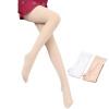 Jiesheng девушки балетные носки платья носки детские колготки нижнее белье носки практика чулки бархатные чулки мякоть цвет XL код