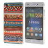 MOONCASE чехол для Huawei Ascend P8 Life Pattern series Flexible Soft Gel TPU Silicone Skin Slim Durable Cover чехол для huawei ascend d3 силиконовый tpu белый матовый