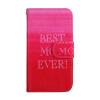 MOONCASE для Samsung Galaxy S4 Mini I9190 кожаный чехол держатель кошелек флип-карты с Kickstand Чехол обложка No.A03 чехол