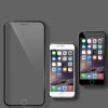 Новые закаленное стекло пленка протектор экрана для iPhone 6 черный премиум закаленное стекло фильм гвардии протектор экрана для iphone 6 плюс 5 5
