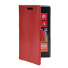 MOONCASE Slim Leather Side Flip Wallet Card Slot Pouch Stand Shell Back ЧЕХОЛДЛЯ Nokia Lumia 930 Red mooncase slim leather side flip wallet card slot pouch stand shell back чехолдля nokia lumia 930 black
