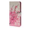 все цены на  MOONCASE Plum flower style Leather Wallet Flip Card Slot Stand Pouch чехол для HTC Desire 620 A06  онлайн