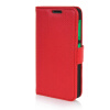 MOONCASE High quality Leather Wallet Flip Card Slot Pouch Stand Shell Back ЧЕХОЛДЛЯ Nokia X Red mooncase high quality leather wallet flip card slot pouch stand shell back чехолдля lg l80 brown