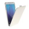 MOONCASE Чехол для Samsung Galaxy Примечание 5 Нижний флип кожаный чехол Чехол Белый mooncase чехол