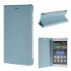 MOONCASE Huawei Ascend P8 Lite ЧЕХОЛДЛЯ Premium PU Leather Pouch Flip Blue huawei p8 lite